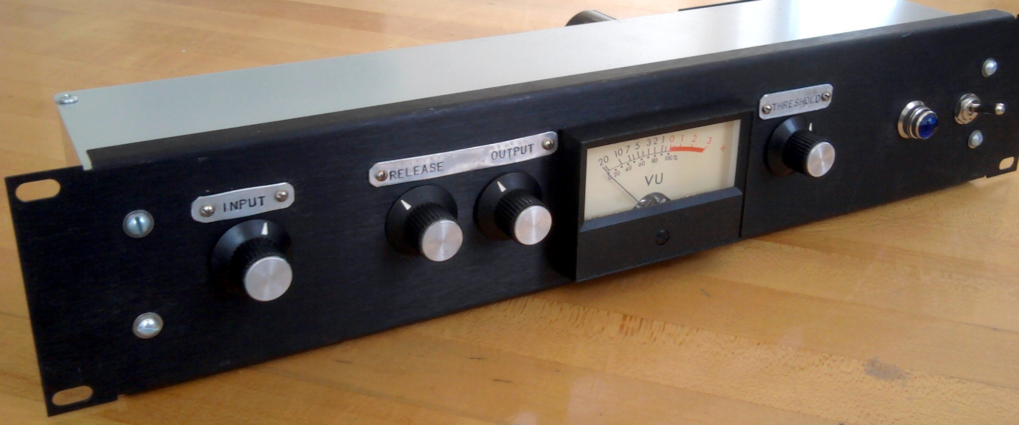 Altec 436 Compressor: Taming the output level: part 2 | Preservation