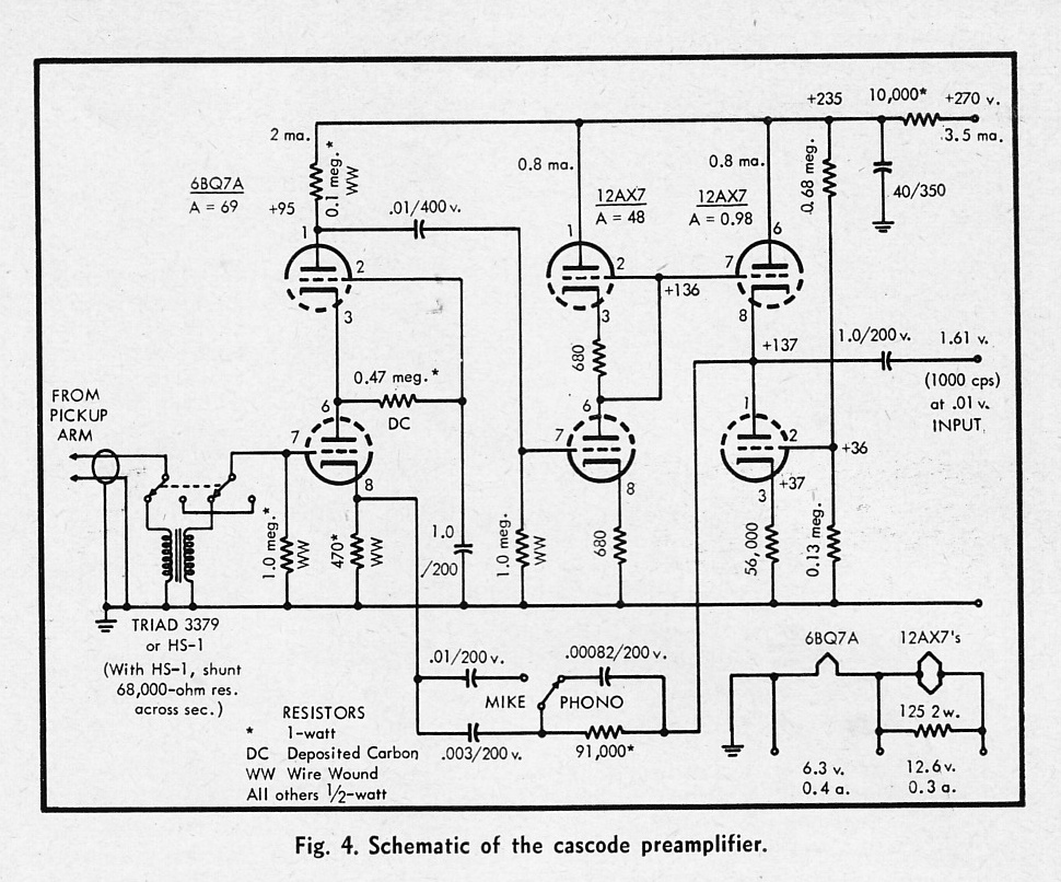 vacuum tube hi fi preservation sound a