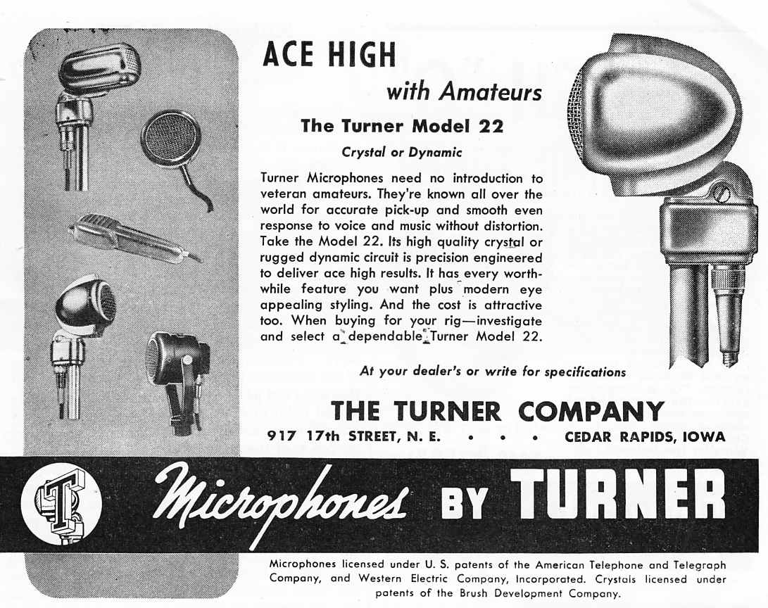 turner microphones | Preservation Sound