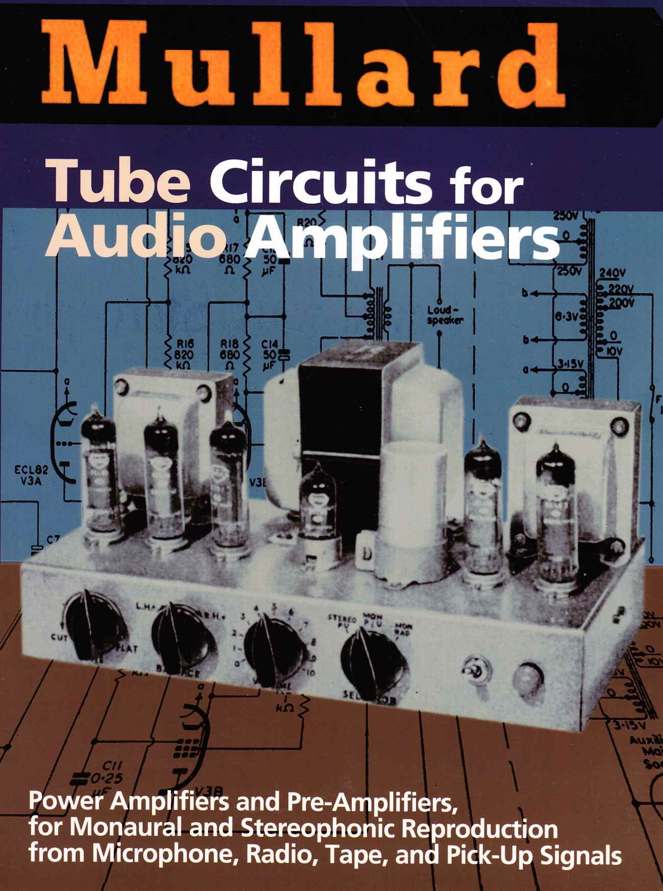 Audio Circuits Book Not Lossing Wiring Diagram 50 Watt Transistor Amplifier Circuit Mullard 520 Power C 1956 Preservation Sound Rh Preservationsound Com Board 12vdc Watts