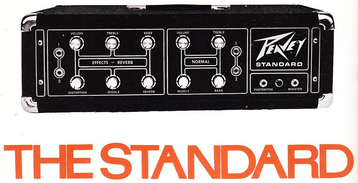 Peavey Standard Schematic Guide And Troubleshooting Of Wiring Diagram For 215 Speaker 260 Series Related Keywords Bandit 112 Classic 212