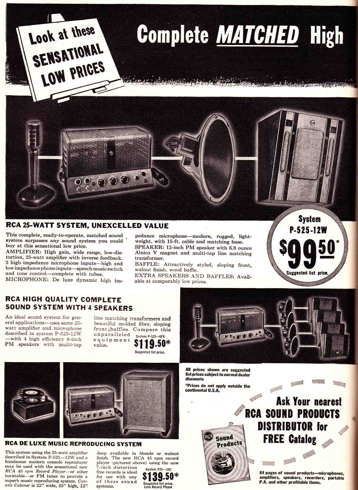 Public Address System History Preservation Sound Pa Here S A More Detailed Diagram On How I Set Up My Small Rca Heads Of The 50s 60s Are One Best Values In Antique Tube Equipment Ive Bought Few Ebay 100 Range And With Little Work