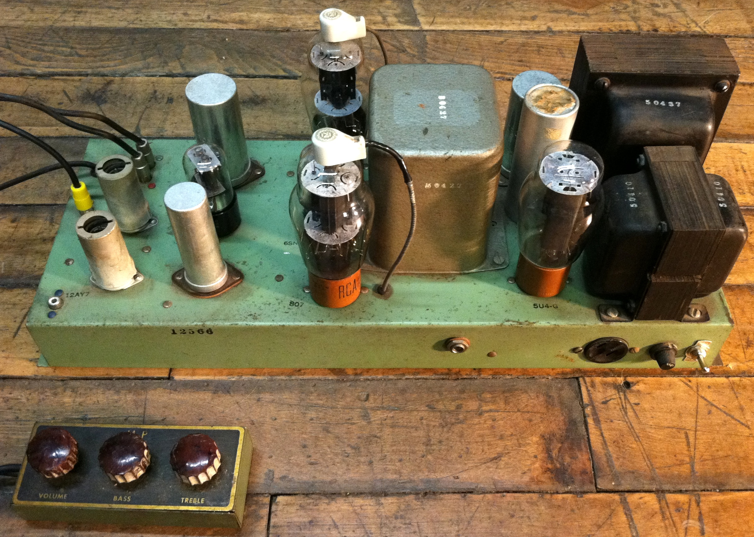 Vacuum Tube Hi Fi Preservation Sound Amp Diagram Update