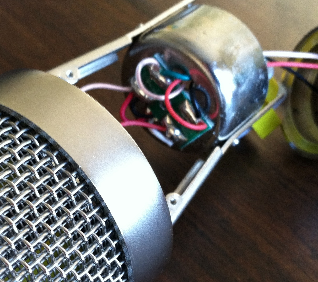 Updated So You Want A Good Cheap Ribbon Mic Upgrading The 6999 Condenser Microphone Diagram With