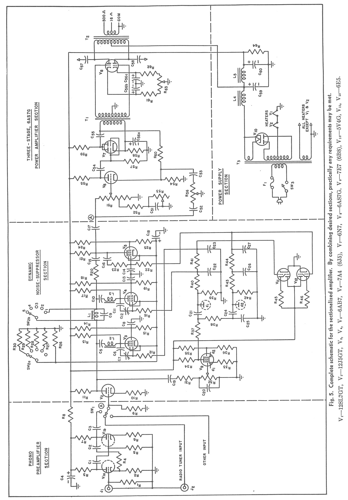 audio anthology collected hi fi articles from audio engineering in rh preservationsound com