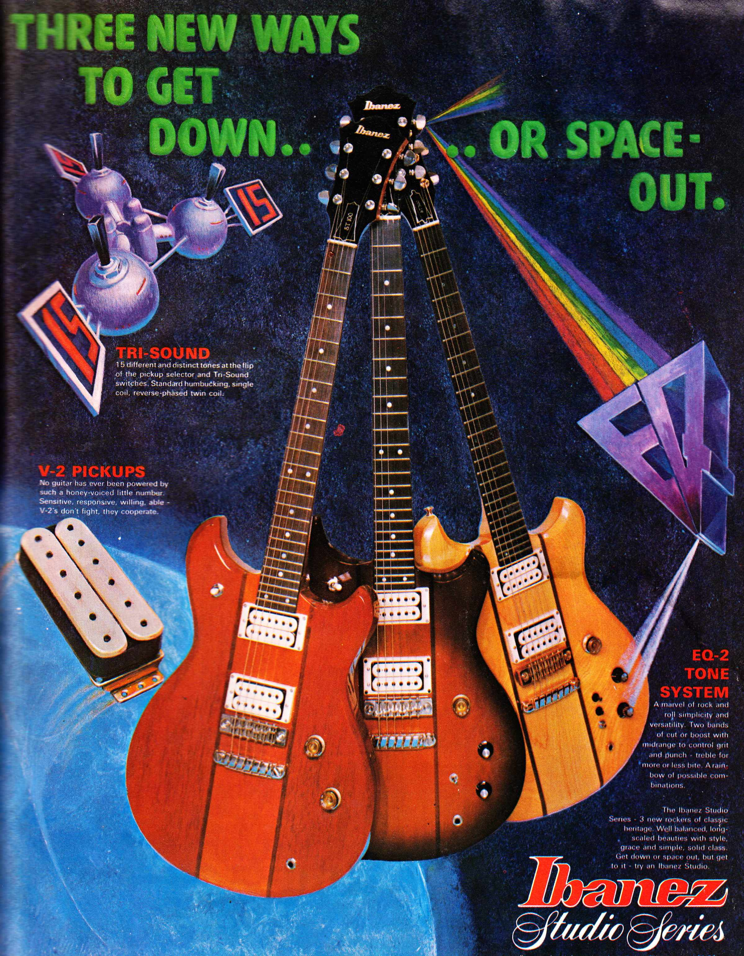 After ibanez was compelled to cease us distribution of their gibson