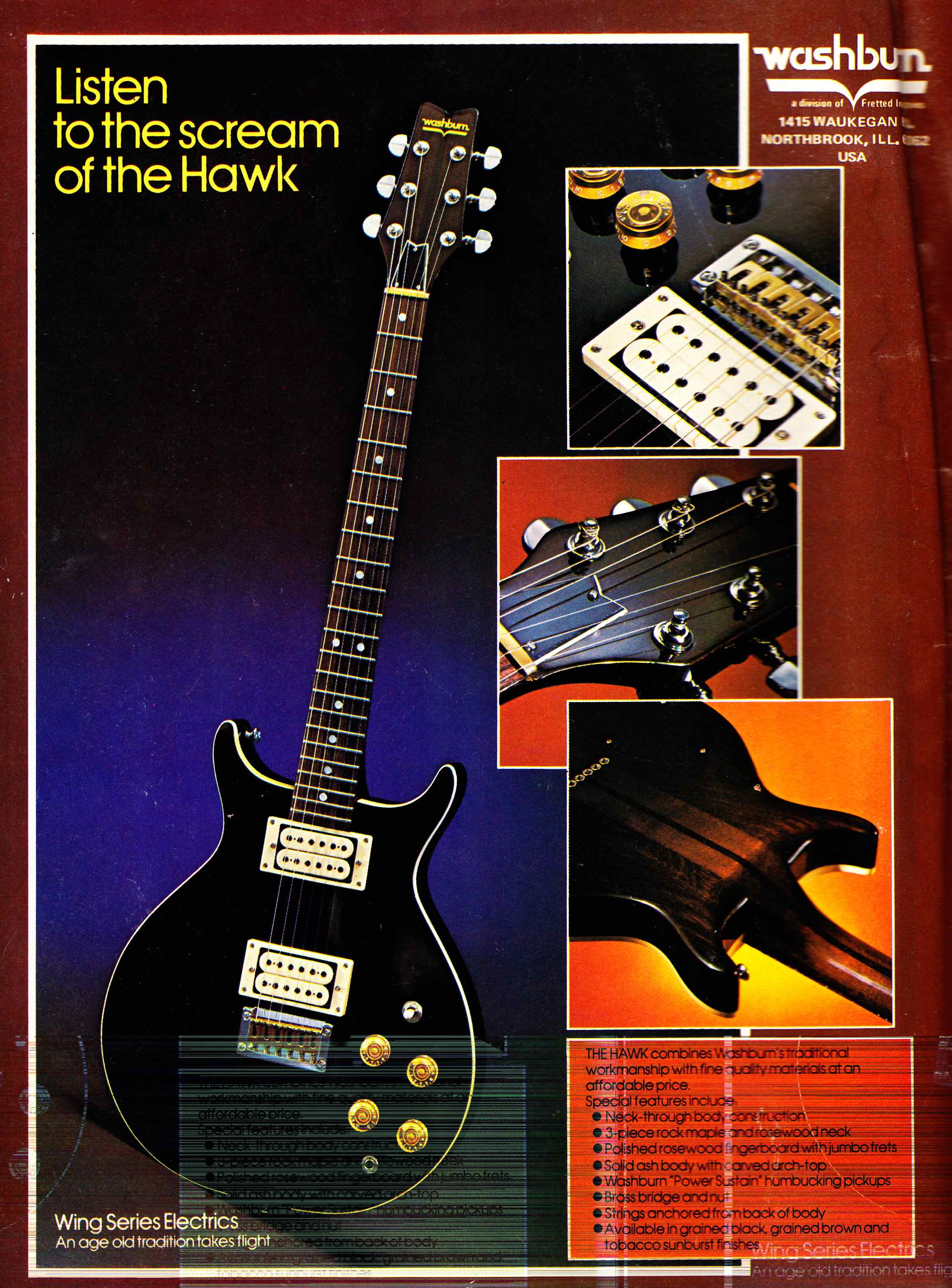 Pawnshop Classics Off Brand Japanese Guitars Of The Late 70s Vantage Guitar Wiring Diagram