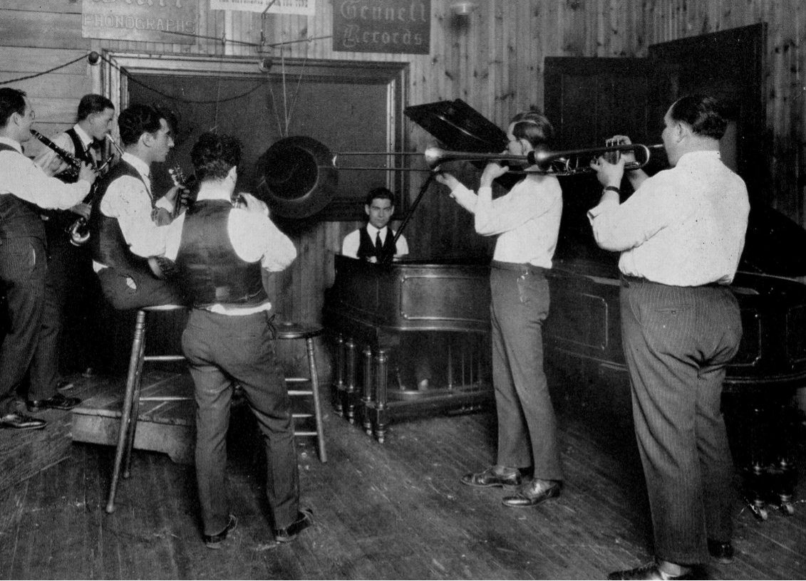 An opinon piece that laments the 'good old days' of old-school music
