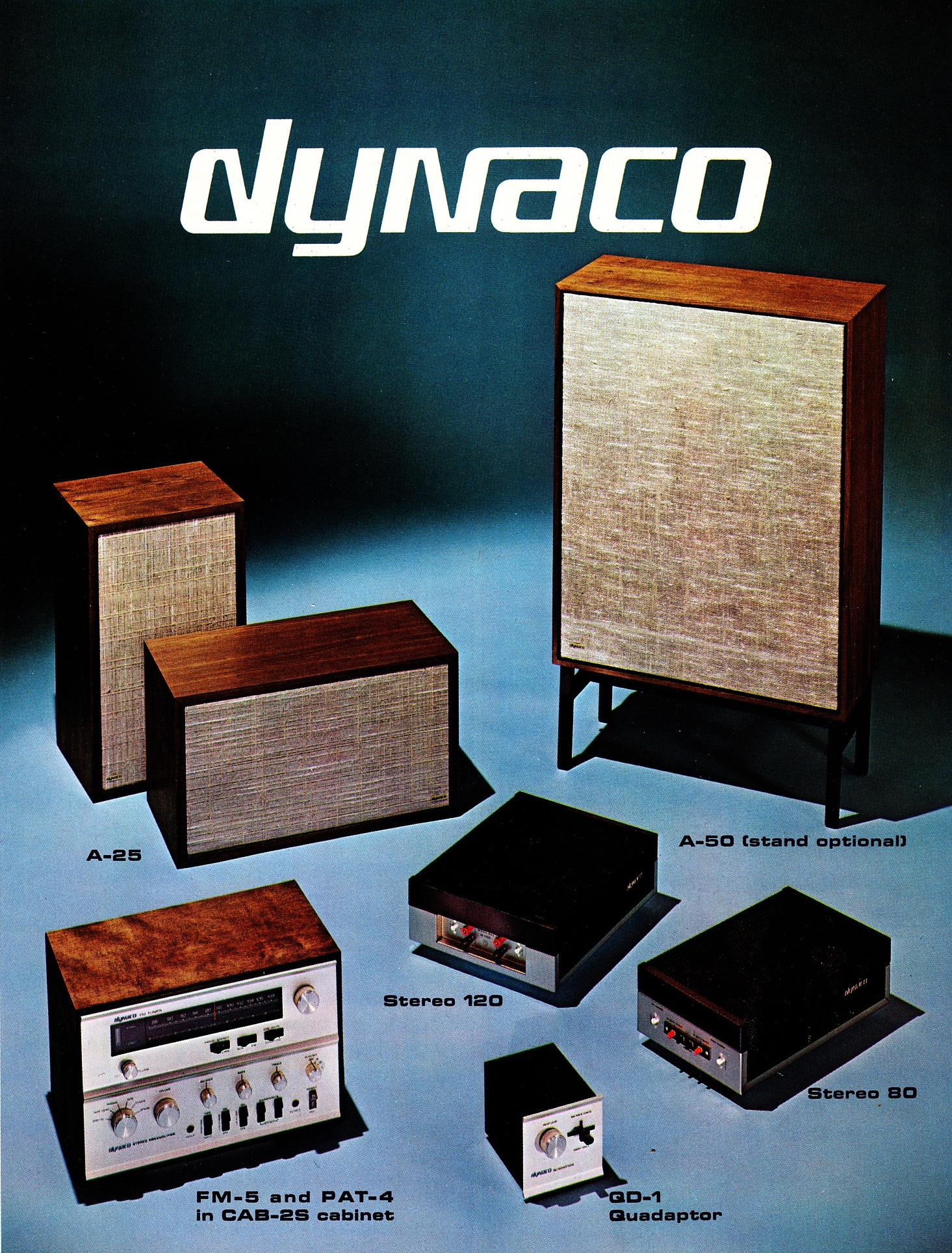 Yard Sale Speakers Spotter's Guide: 3: Dynaco | Preservation