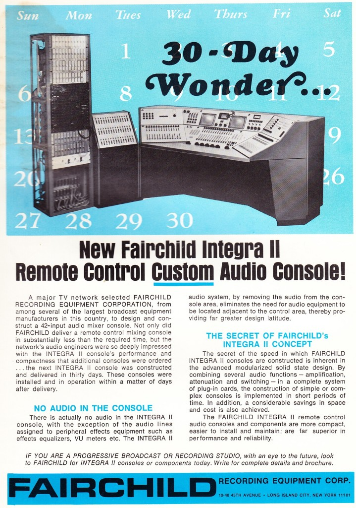 Fairchild_Integra_Console_1968