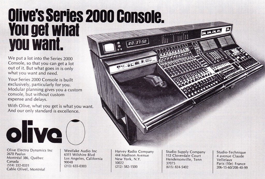 Olive_2000_Console_1972