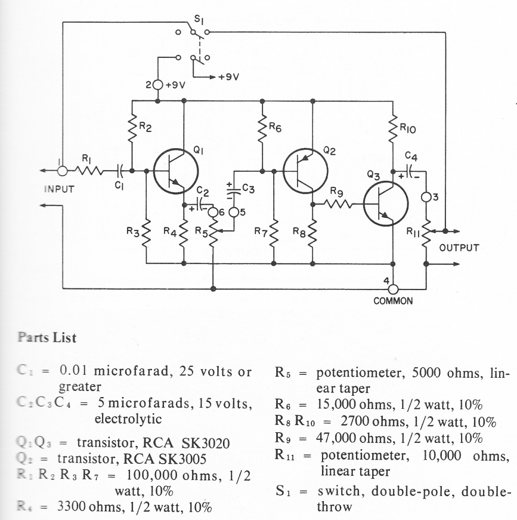 RCA_FuzzBox_1968_schematic