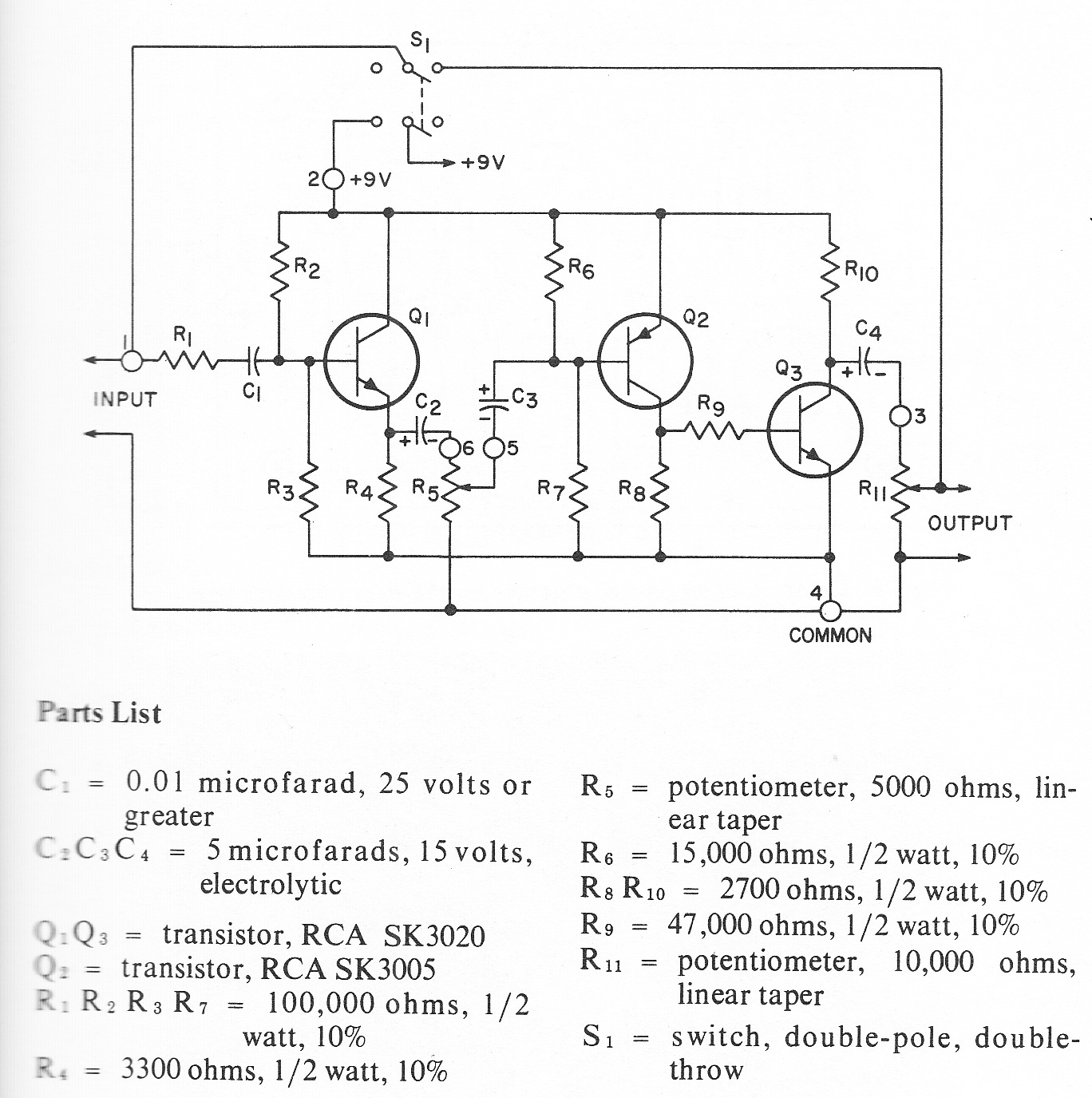 Schematics Preservation Sound Audio Diy Projects Circuit Diagrams And Rca Ss Micpre Schem Fuzzbox 1968 Schematic Comp