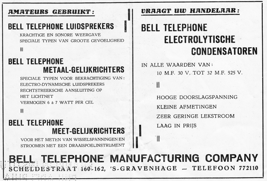 Bell_Telephone_Holland
