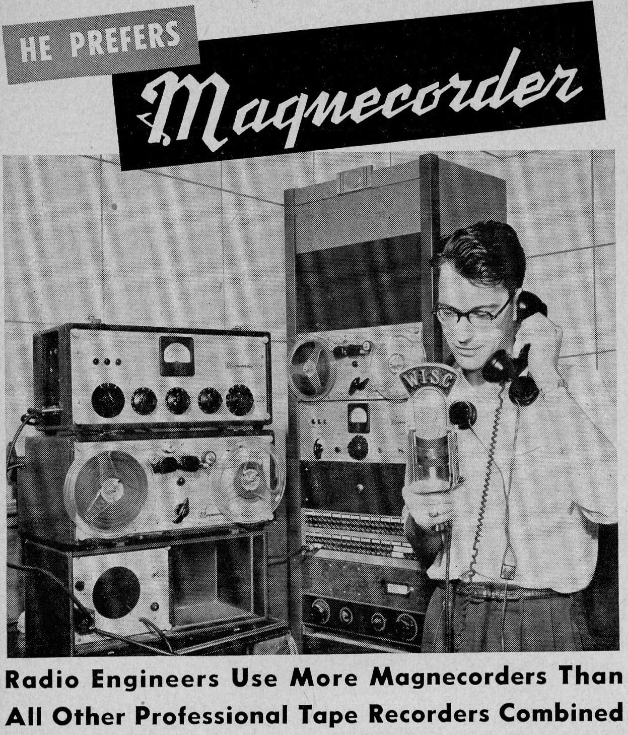 Magnecord_Advert_1950