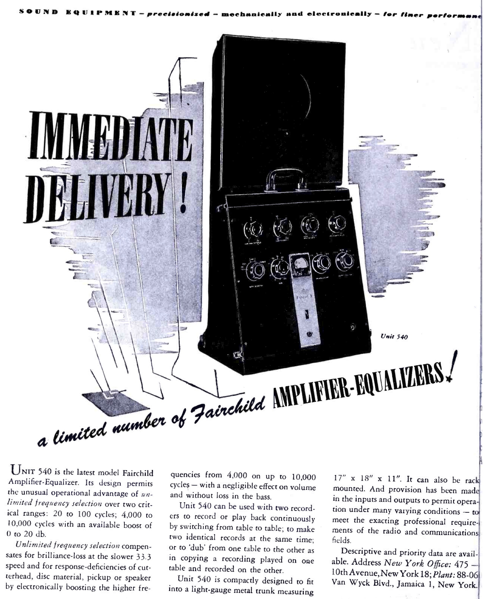 Fairchild_540_advert_1945