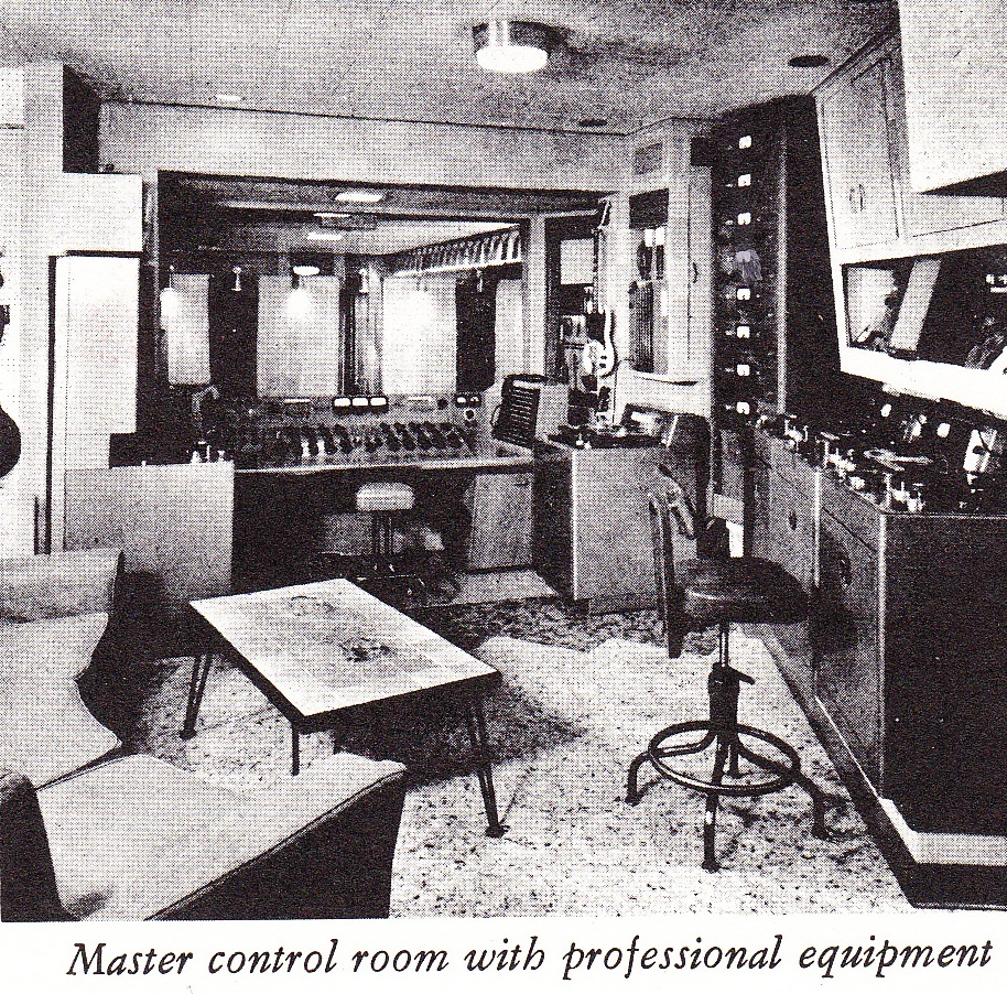 Home with recording studio for sale 1964 preservation for Home with recording studio for sale