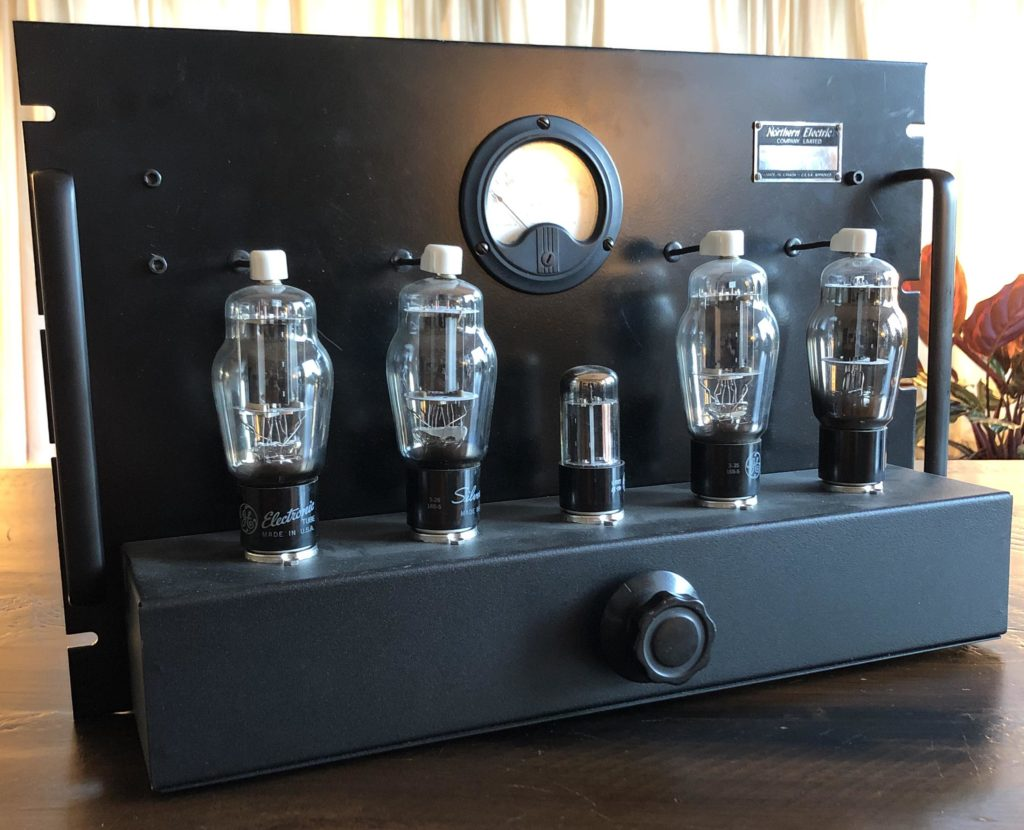 Preservation Sound Information And Ideas About Audio History Picture Or Circuit Board Of Aa 01 Aeron 0 Hifi The 43a As Far I Can Determine Was First Amplifier Developed Specifically For Cinema