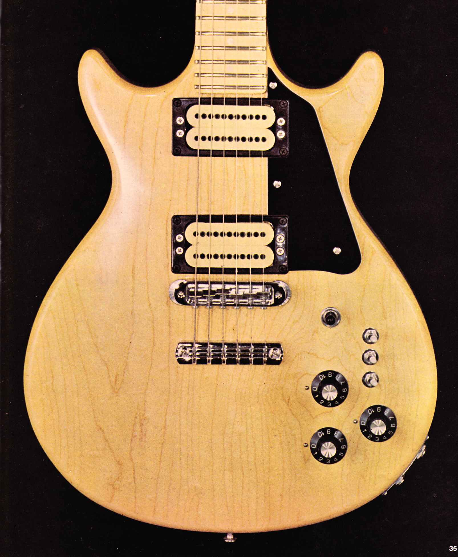 Guitar Equipment Preservation Sound Carvin Humbucker Wiring Diagram Continuing