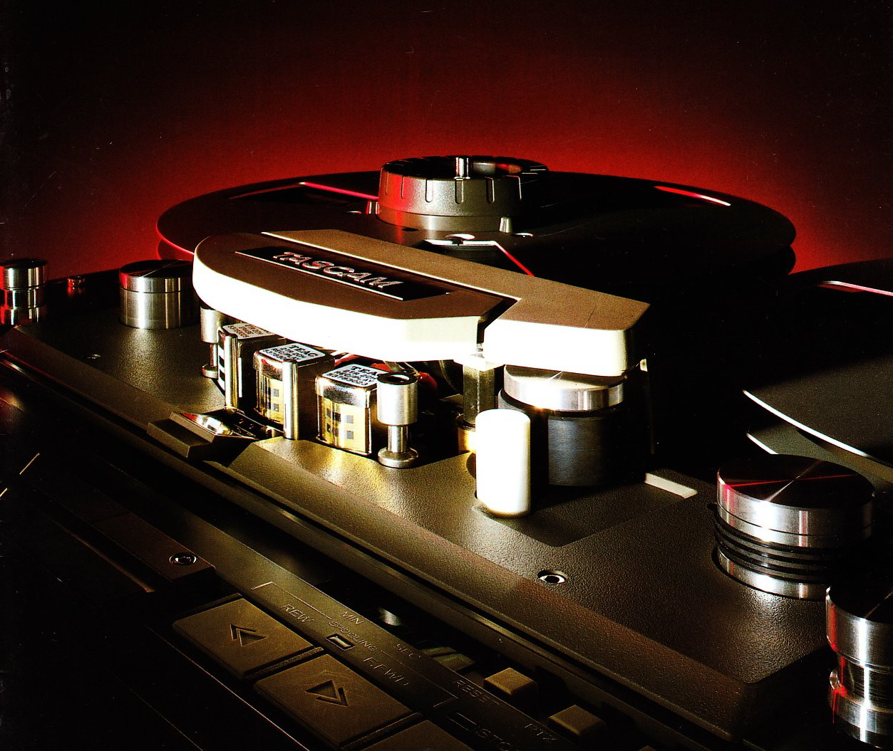The Tascam Series 40 Tape Machines Of 1980s Preservation Sound Best Wiring Harness Download